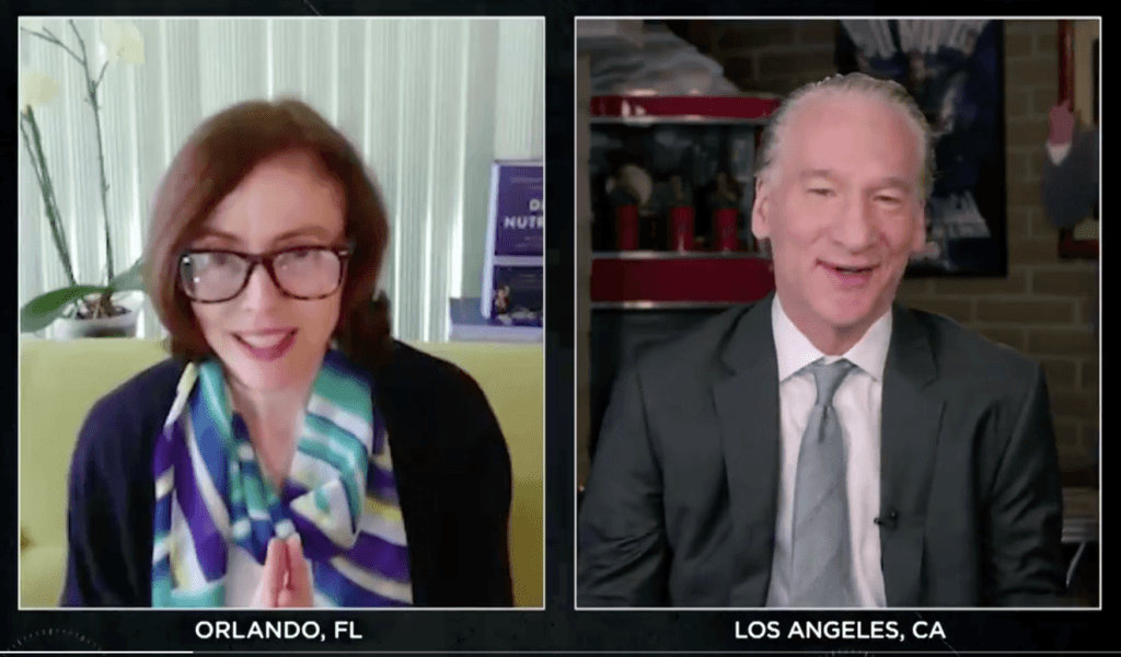 Dr Cate Shanahan Talks Toxic Fats (Hateful 8 Seed Oils) on Real Time With Bill Maher